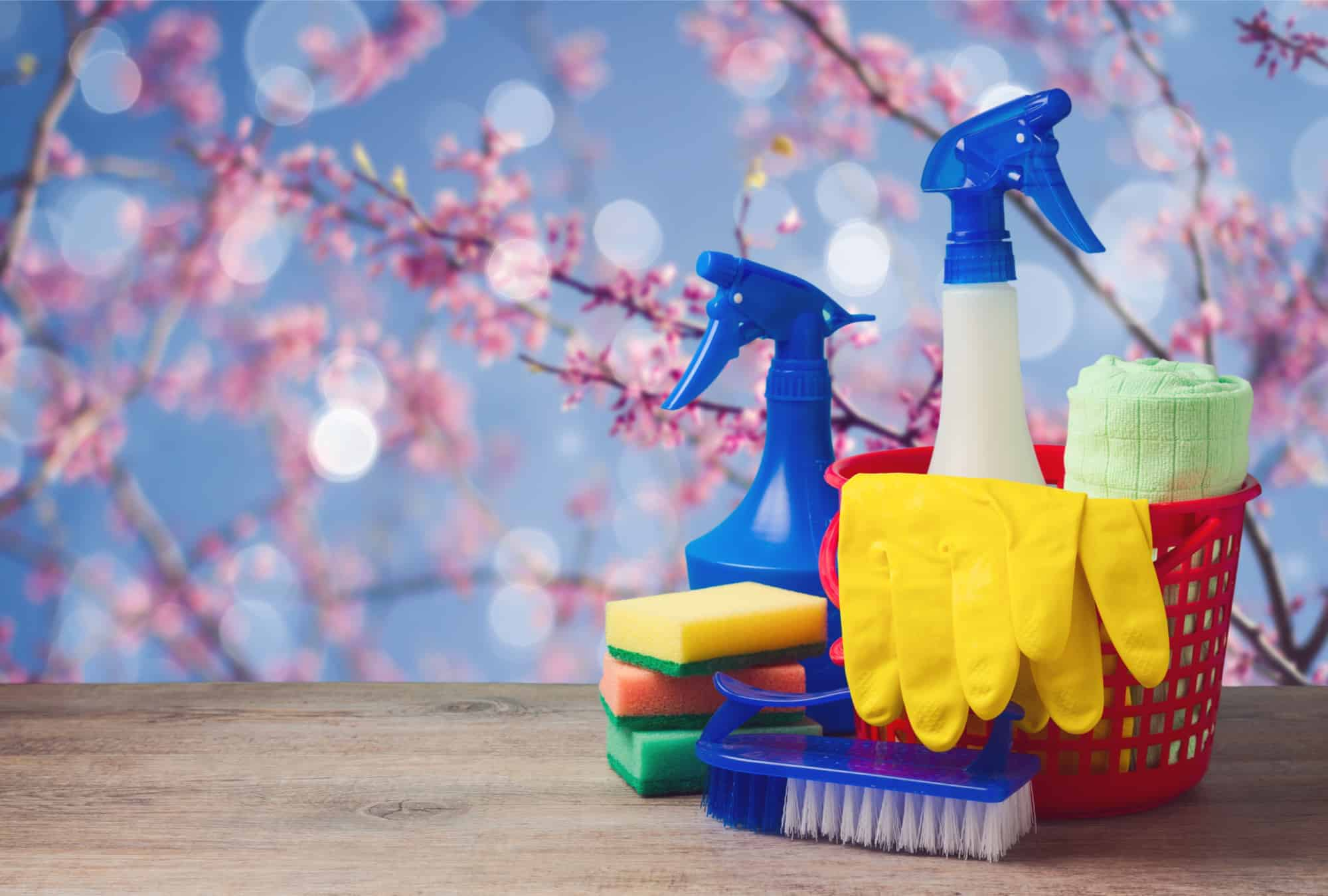 Seven Hills Spring Cleaning
